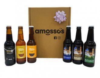 Pack de cervezas artesanas valencianas
