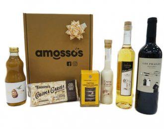 Pack de productos valencianos